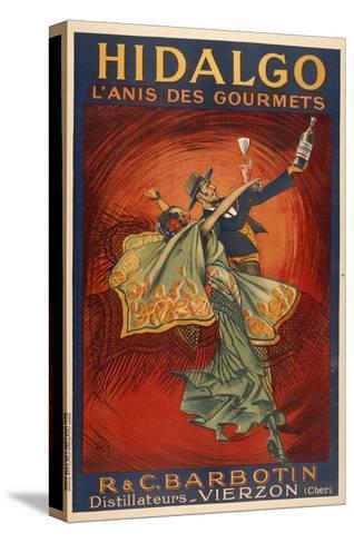 Hildago-Dancers-Marcus Jules-Stretched Canvas Print