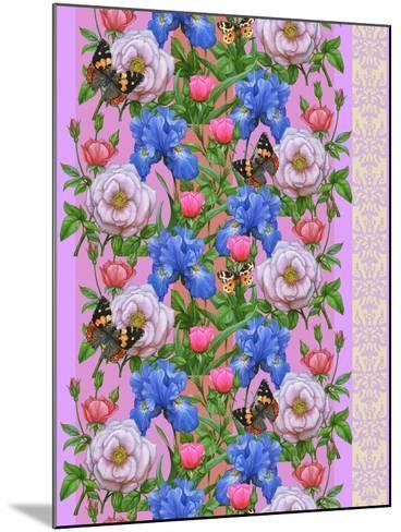 Blooming Meadow-Maria Rytova-Mounted Giclee Print