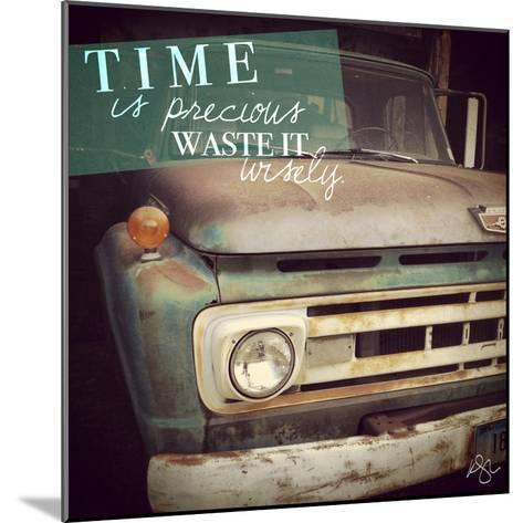 Precious Time-Kimberly Glover-Mounted Giclee Print
