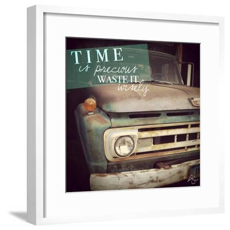 Precious Time-Kimberly Glover-Framed Art Print