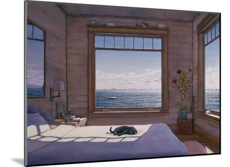 House - Top Bedroom-Lee Mothes-Mounted Giclee Print