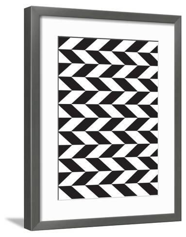 Folk 4-Josefina Baumann-Framed Art Print