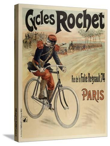 Cycles Rochet-Marcus Jules-Stretched Canvas Print