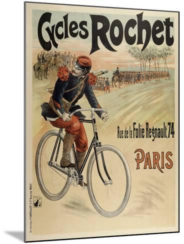Cycles Rochet-Marcus Jules-Mounted Giclee Print