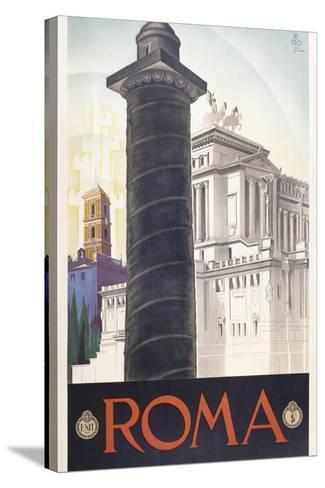 Roma-Marcus Jules-Stretched Canvas Print