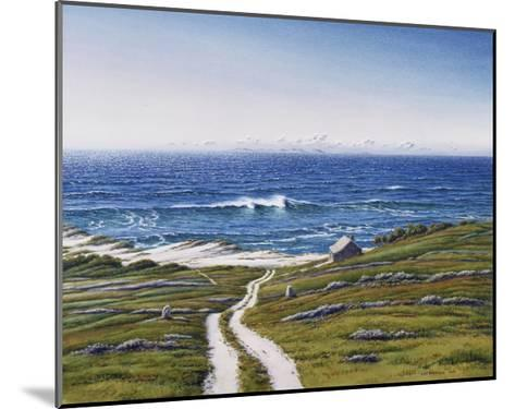 The Road to the House and the Wave-Lee Mothes-Mounted Giclee Print