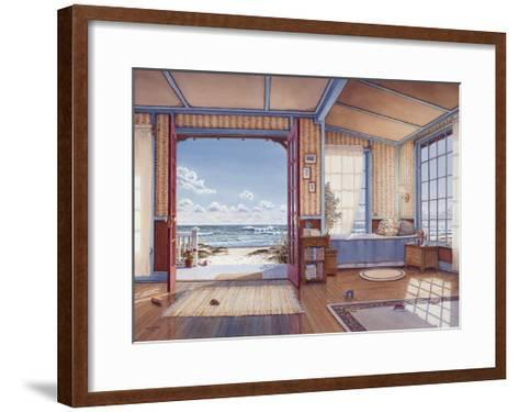 The Day Bed-Lee Mothes-Framed Art Print