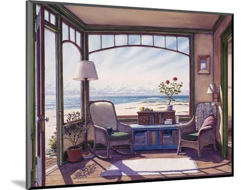 View from the Last House-Lee Mothes-Mounted Giclee Print