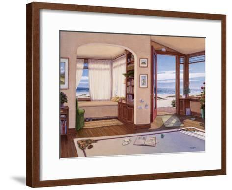 Scrapbook Day-Lee Mothes-Framed Art Print