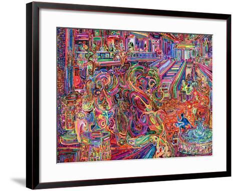 Mall-Josh Byer-Framed Art Print