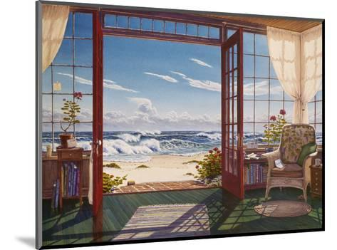 The Reading Porch-Lee Mothes-Mounted Giclee Print