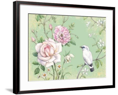 White Bird-Maria Rytova-Framed Art Print