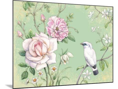 White Bird-Maria Rytova-Mounted Giclee Print