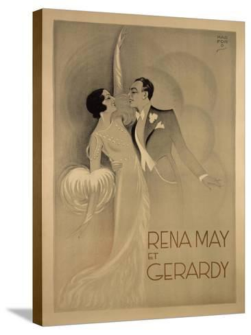 Rena May Et Gerardy-Marcus Jules-Stretched Canvas Print