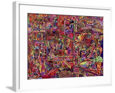 Millions Served-Josh Byer-Framed Art Print