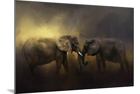 Together Through the Storms-Jai Johnson-Mounted Giclee Print