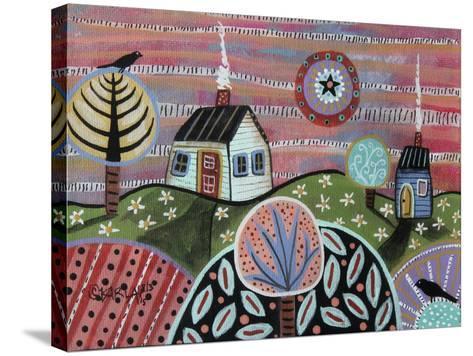 Summer Glow-Karla Gerard-Stretched Canvas Print