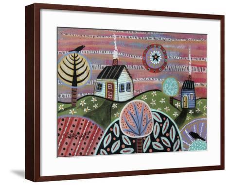 Summer Glow-Karla Gerard-Framed Art Print