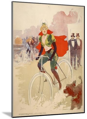 Bike Ride-Marcus Jules-Mounted Giclee Print