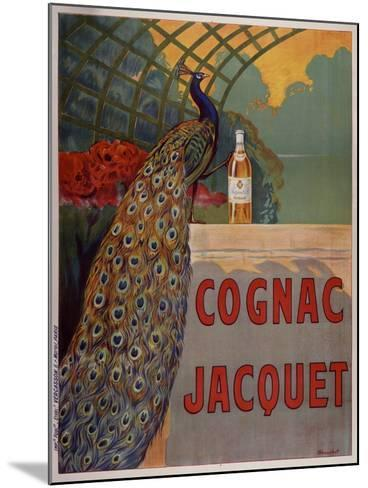 Cognac Jacquet-Marcus Jules-Mounted Giclee Print