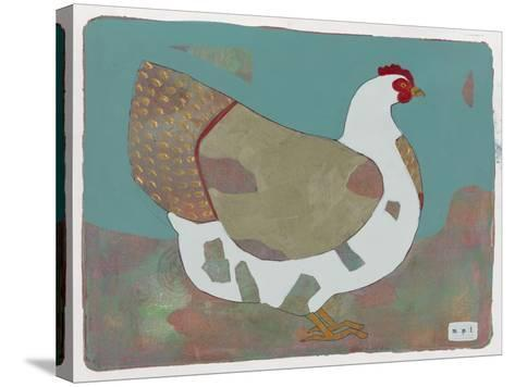 Proud to Be Pastel 5-Maria Pietri Lalor-Stretched Canvas Print