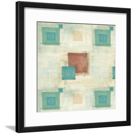 Chandelier-Maria Trad-Framed Art Print