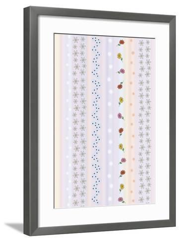 Boys and Girls Comp-Maria Trad-Framed Art Print
