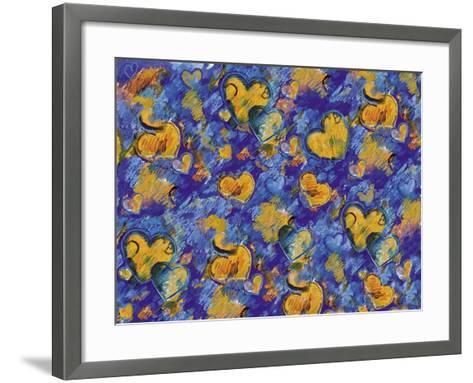 Valentine-Maria Trad-Framed Art Print