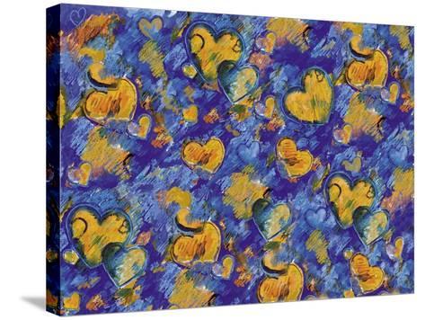Valentine-Maria Trad-Stretched Canvas Print