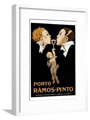 Porto Ramos-Marcus Jules-Framed Art Print
