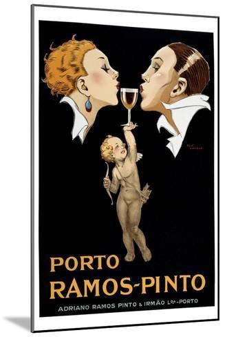 Porto Ramos-Marcus Jules-Mounted Giclee Print