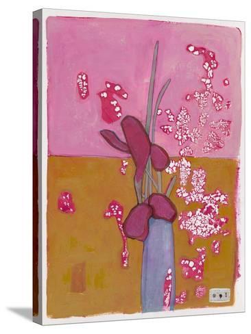Angel Hair 4-Maria Pietri Lalor-Stretched Canvas Print