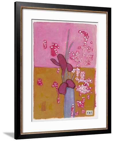 Angel Hair 4-Maria Pietri Lalor-Framed Art Print