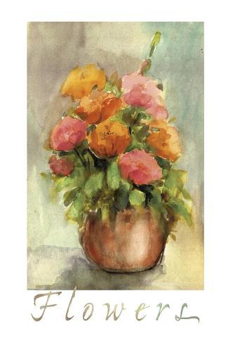 Vaso Isc-Maria Trad-Stretched Canvas Print