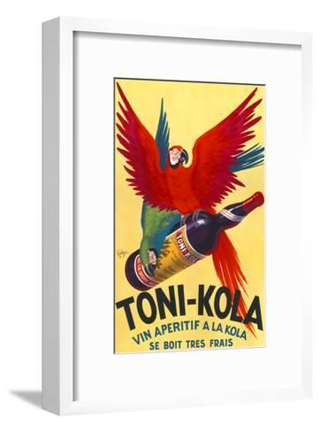 Toni-Kola-Marcus Jules-Framed Art Print