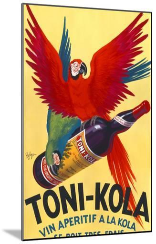 Toni-Kola-Marcus Jules-Mounted Giclee Print