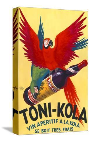 Toni-Kola-Marcus Jules-Stretched Canvas Print