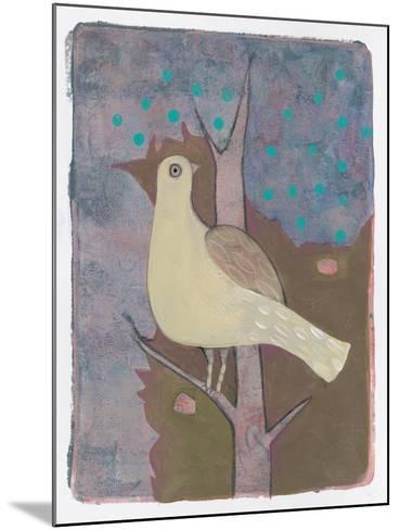 A Yellow Dove-Maria Pietri Lalor-Mounted Giclee Print