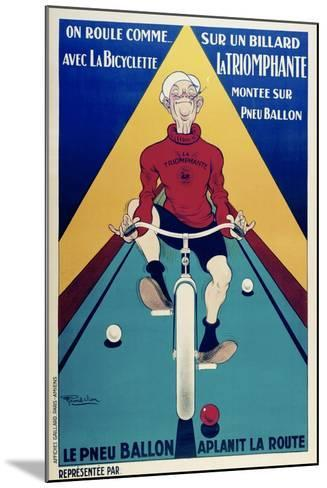 On Roule Comme-Marcus Jules-Mounted Giclee Print