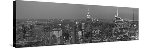 Gotham City 8-2-Moises Levy-Stretched Canvas Print