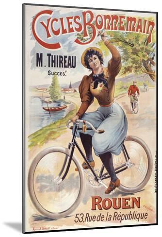 Cycles Bonnemain-Marcus Jules-Mounted Giclee Print
