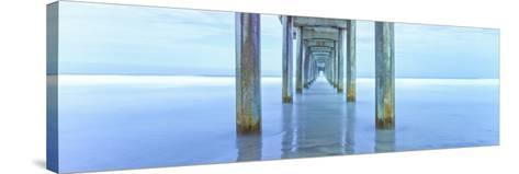 Sea Door Pano-Moises Levy-Stretched Canvas Print
