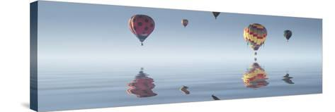 Love is in Air VIII-Moises Levy-Stretched Canvas Print