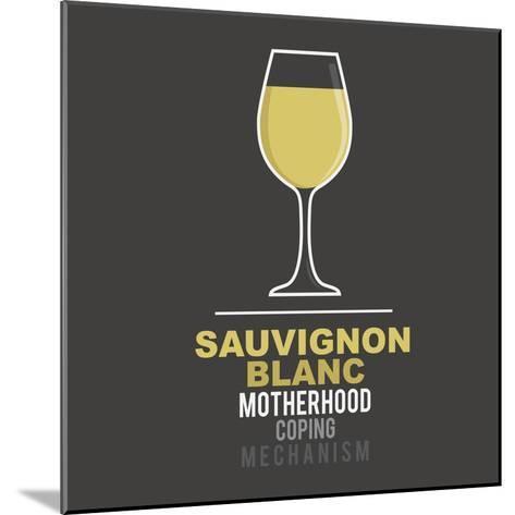 Sauvignon Blanc- mip1980-Mounted Giclee Print