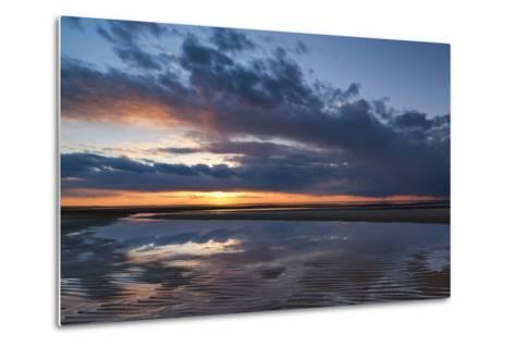 Ripples and Fluff-Michael Blanchette-Metal Print