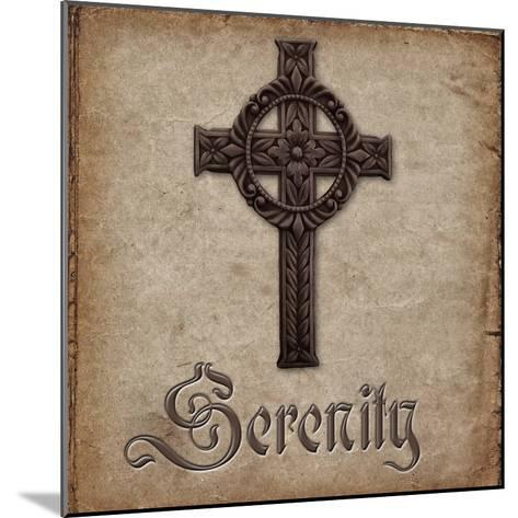 Spiritual Pack Serenity-Mindy Sommers-Mounted Giclee Print