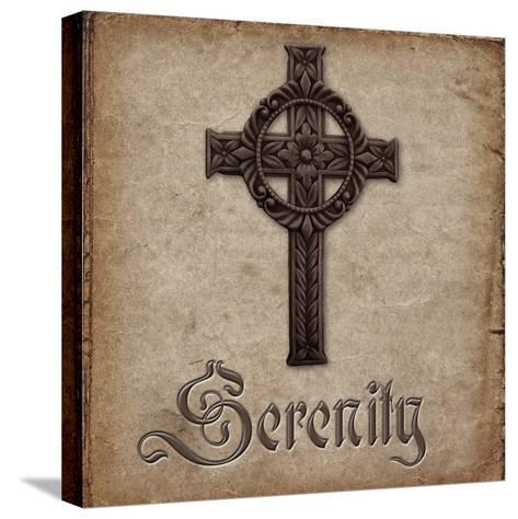 Spiritual Pack Serenity-Mindy Sommers-Stretched Canvas Print