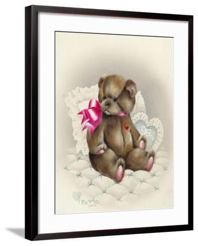 I Love You-Peggy Harris-Framed Art Print