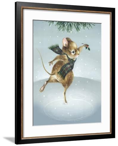 Mice Capades-Peggy Harris-Framed Art Print