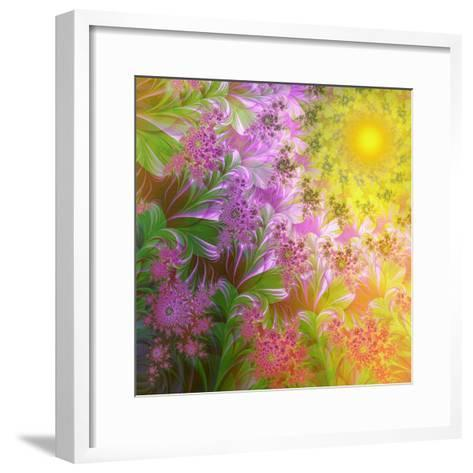 A Child's View-Mindy Sommers-Framed Art Print